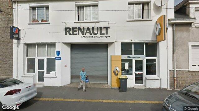 Garage de l 39 atlantique saint nazaire for Garage peugeot saint nazaire
