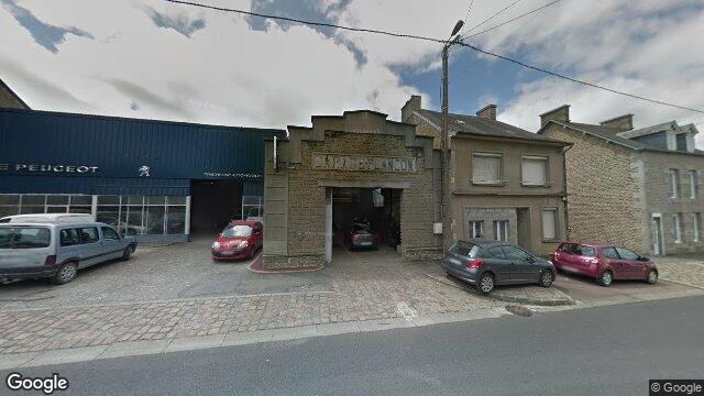 Tinchebray automobiles for Garage peugeot normandie rueil