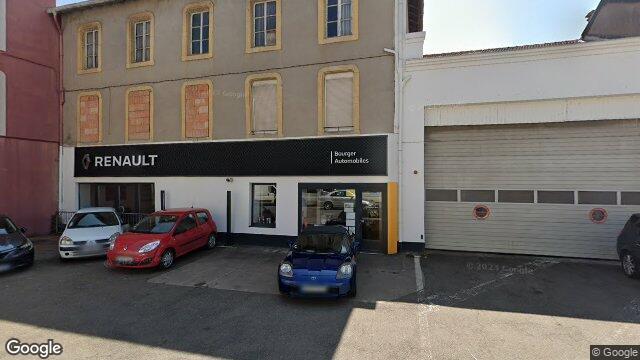 Bourger automobiles joeuf - Garage renault le plus proche ...