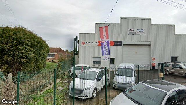 Garage becquet denis roclincourt for Garage repar vite villeurbanne