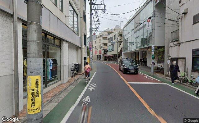 Streetview?size=640x396&location=35.6088802986178%2c139.667333731993&heading=12.8571428571428&pitch= 1