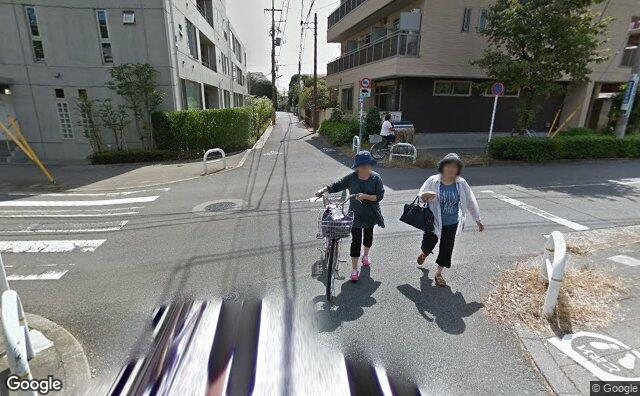 Streetview?size=640x396&location=35.6419851366433%2c139.606245565107&heading=173.543505479281&pitch= 17