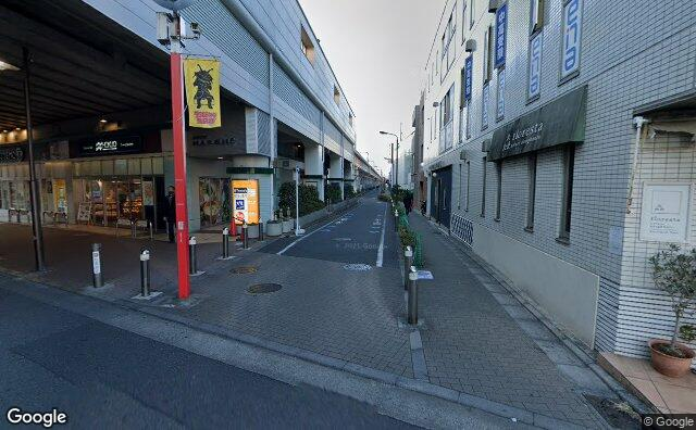 Streetview?size=640x396&location=35.6431658340117%2c139.608781753981&heading= 116.332050809128&pitch= 4