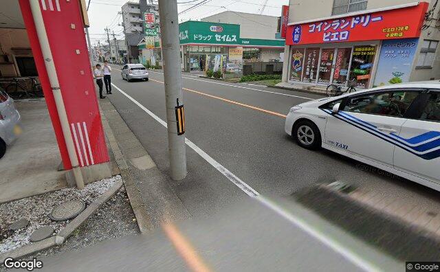 Streetview?size=640x396&location=35.6518394590119%2c139.340065293821&heading=129.255586065505&pitch= 19