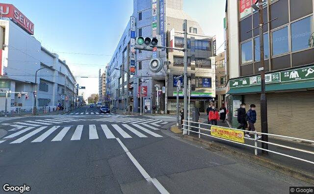 Streetview?size=640x396&location=35.6529350868639%2c139.544013782931&heading=33.3898193822033&pitch=2