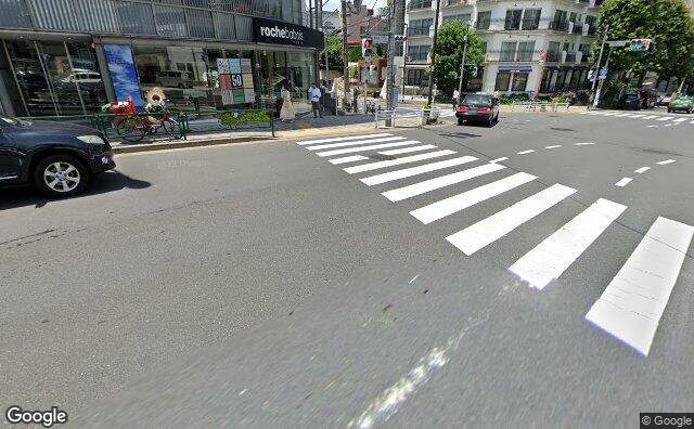Streetview?size=640x396&location=35.6722527321795%2c139.712565461595&heading= 53.6579723270542&pitch= 23