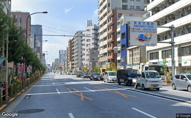Streetview?size=640x396&location=35.7016362395328%2c139.823062440799&heading=278.236607142857&pitch=3