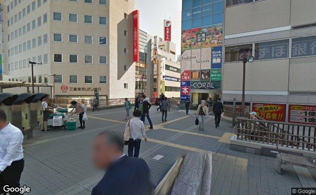 Streetview?size=640x396&location=35.7022100735936%2c139.560838935292&heading=148.561534501209&pitch= 2