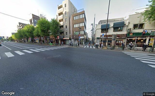 Streetview?size=640x396&location=35.7063496383634%2c139.618006897405&heading=3.21428571428578&pitch= 9