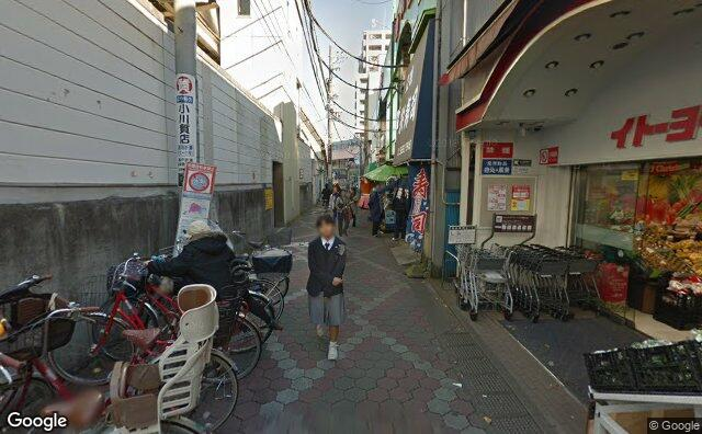 Streetview?size=640x396&location=35.7382056581285%2c139.848735688288&heading= 282.254464285714&pitch= 6