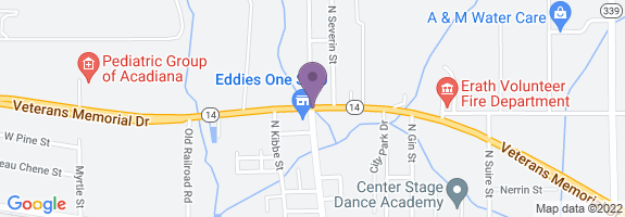 Eddie's One Stop Map