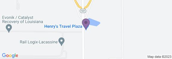 Bayou Mart Map