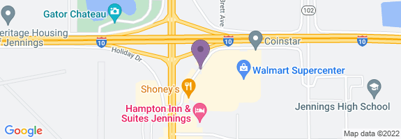 Murphy Usa #7742 Map