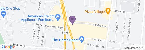 Circle K #2741729 Map
