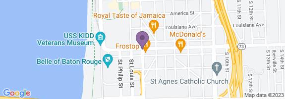 Chevron Food Mart #2 Map
