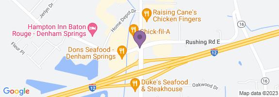 Circle K #9737 Map