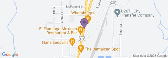 Fina Mini Serve Map