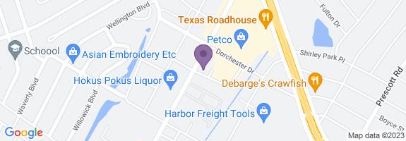 Circle K #7775 Map