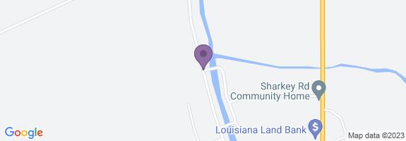Tallulah Truck Stop Map