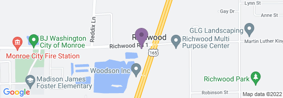 Richwood Mart Map