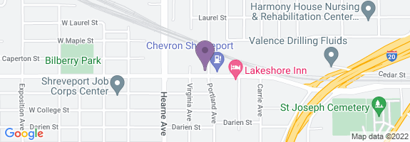 Lakeshore Grocery Map