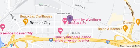 Circle K #8181 Map