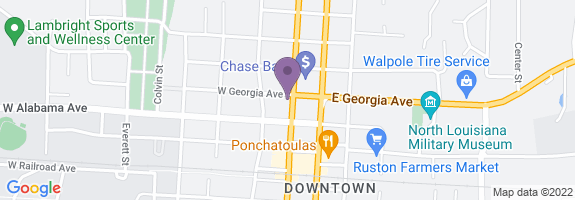 Discount Tobacco Outlet #24 Map