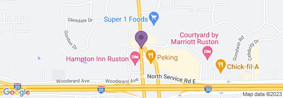 Circle K #7768 Map