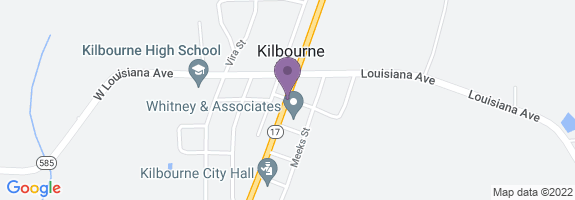Kilbourne Deli Mart Map
