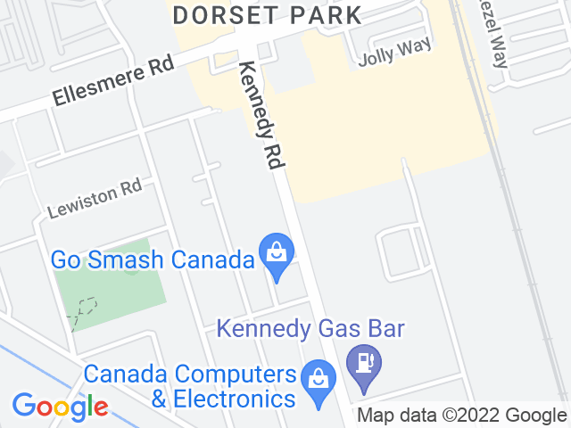 Google Map: Renfrew, ON