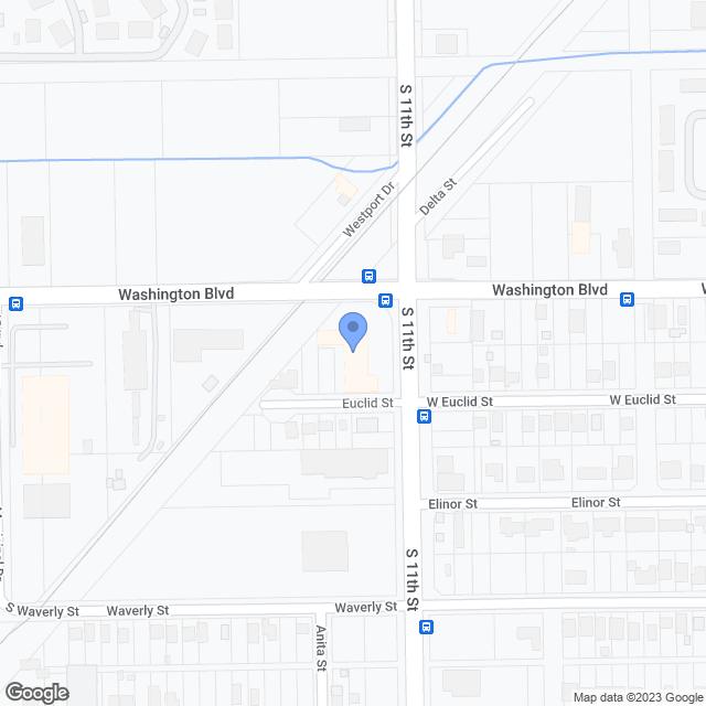 Static Google Map