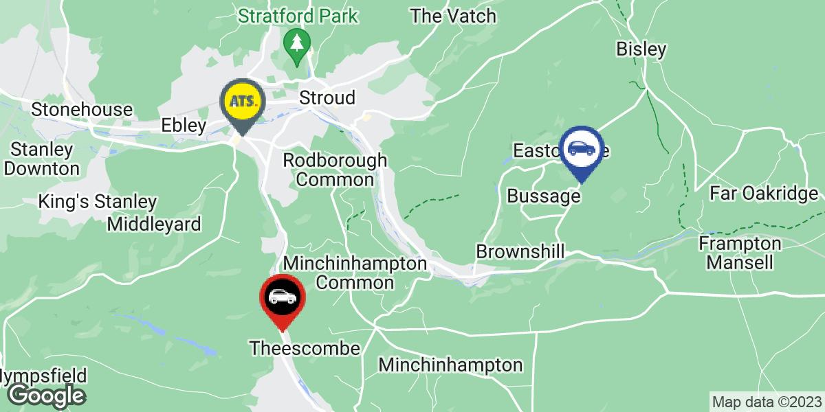tyres in Stroud