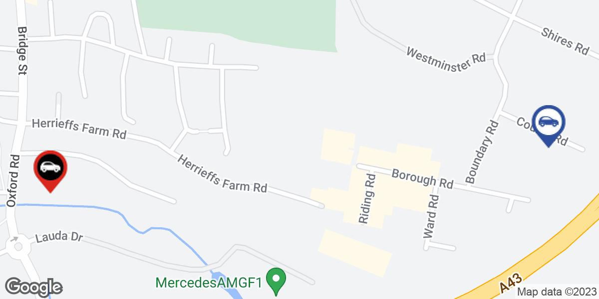 tyres in Brackley