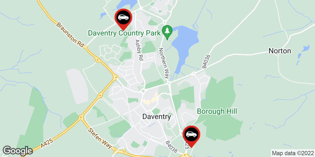 tyres in Daventry