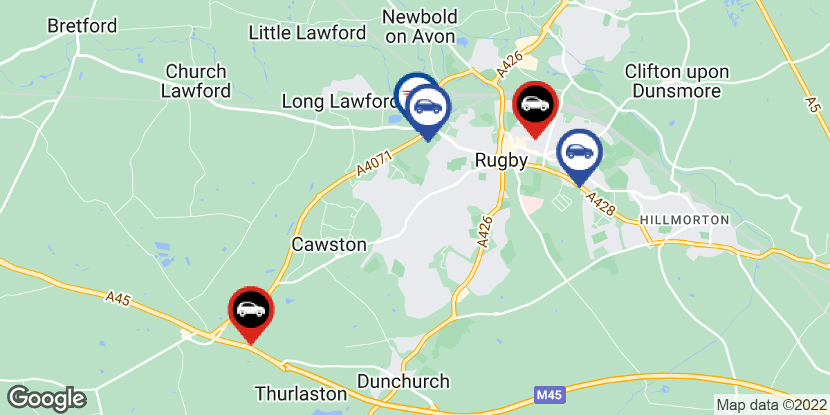 tyres in Rugby