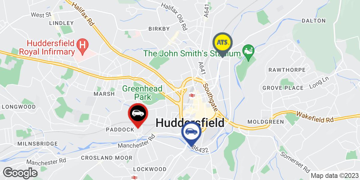tyres in Huddersfield