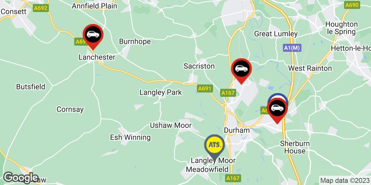 tyres in Durham