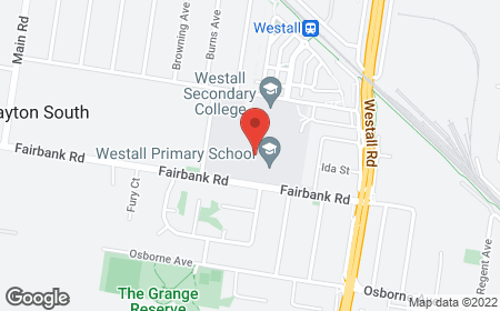 Map with address 35 Fairbank Road , Clayton South 3169