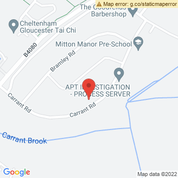 map of property location