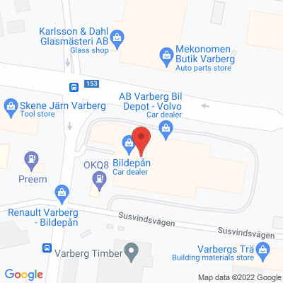 AB Varberg Bil-Depot