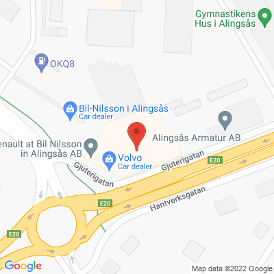 Bil-Nilsson i Alingsås AB