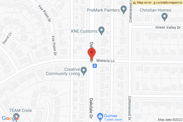 Google Map - apartment location