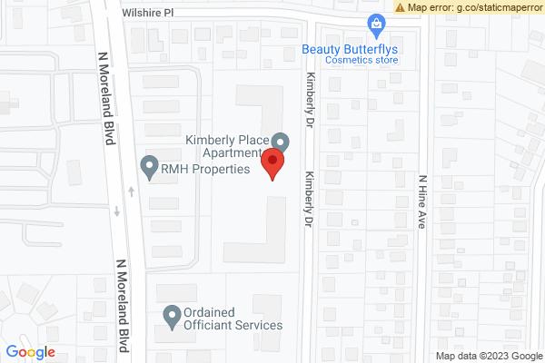 Google Map - apartment location