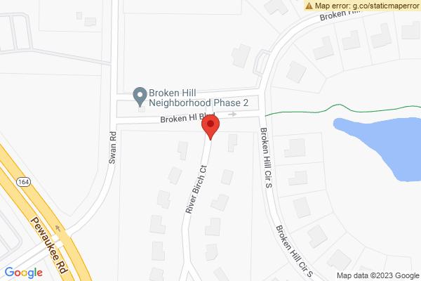 Google Map - neighborhood location