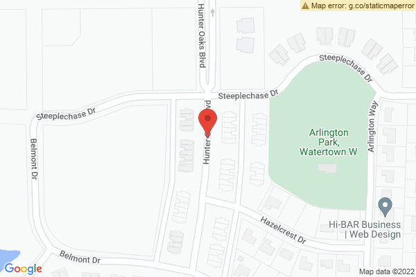 Google Map - neighborhood location