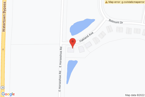 Google Map - property location