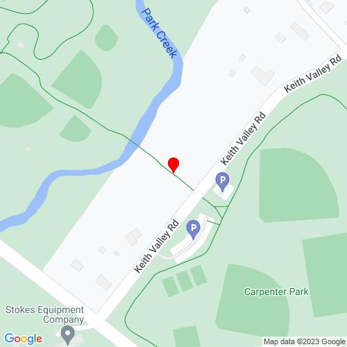 Map of Horsham, PA