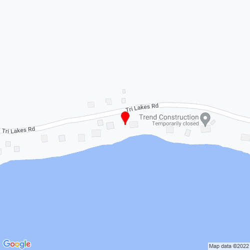 Map of Saginaw, MN