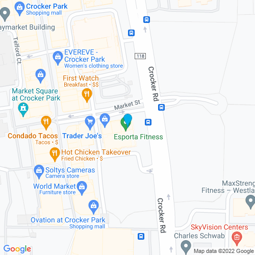 Map of Westlake, OH