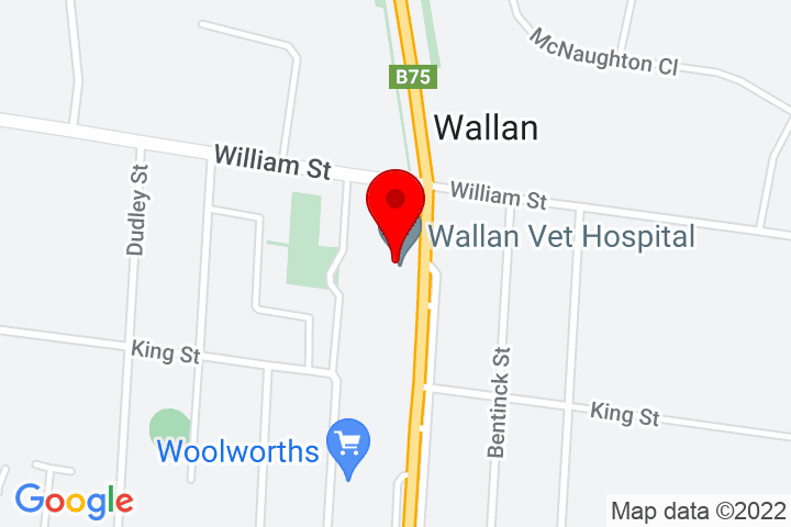 Map of 139+High+Street,+Wallan+VIC+3756